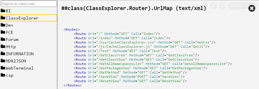 Cach class explorer exploring cach in the uml notation screenshot 4 viewing the xdata block content in classexploreruter class ccuart Gallery