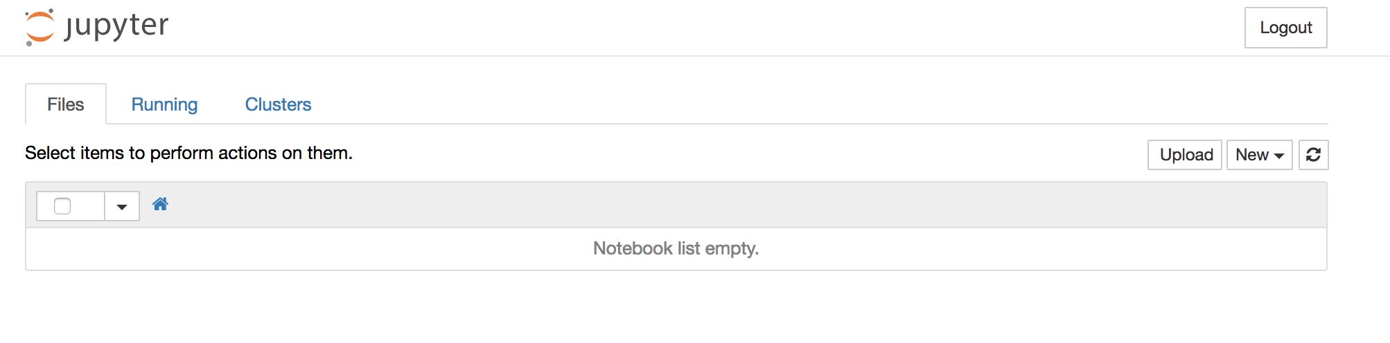 emtpy-notebook