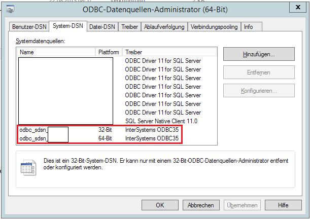 ODBC | InterSystems Developer Community