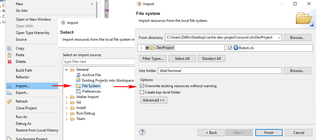 How to Develop InterSystems Applications in Your Favorite IDE  