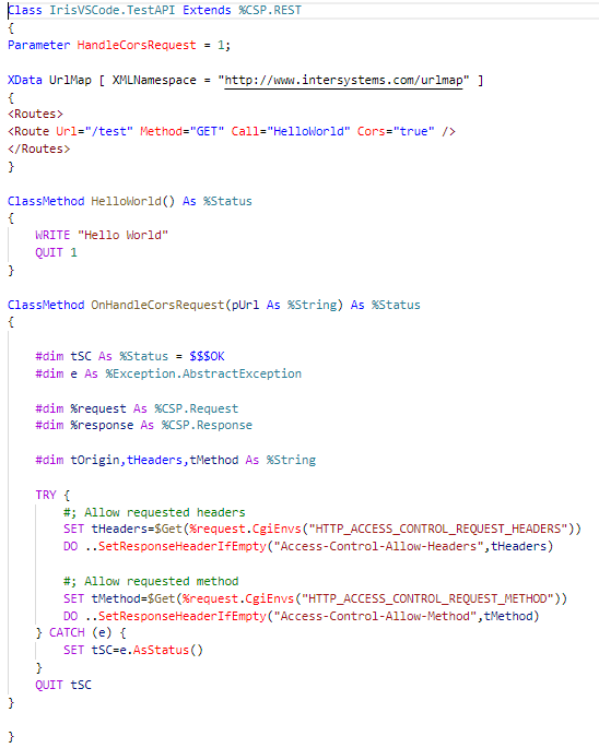 Access to XMLHttpRequest at 'http://localhost:52773