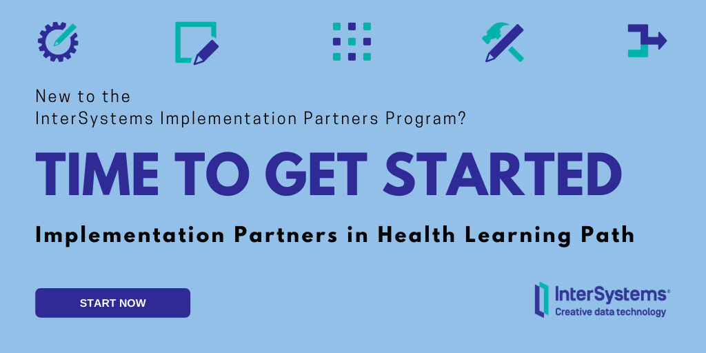 Time to Get Started: Implementation Partners in Health Learning Path