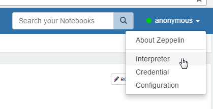 Using InterSystems Caché and Apache Zeppelin   InterSystems Developer