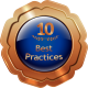 Bronze Best Practices Author Badge